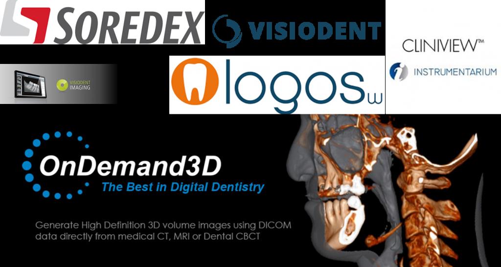 Logiciels dentaire distribués par IMDgroup