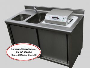 laveur désinfecteur Gamasonic SNC