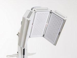 Biomodulation LED Triwings - photobiomodulation par emission photonique pour traitement de la douleur, régénération cellulaire, réjuvénation, traitement de l'inflammation